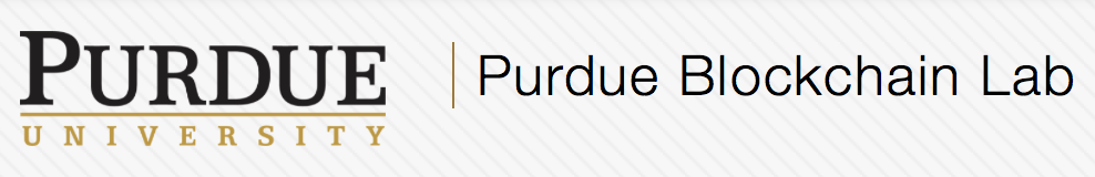 Purdue Blockchain Lab